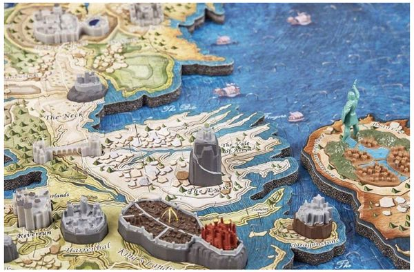 Game Of Trones 4D Puzzle