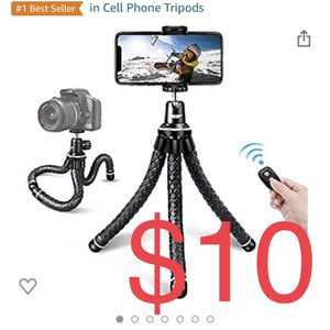 Flexible Camera/phone Tripod for Sale in Pomona, CA