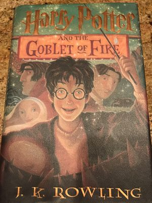 1st Edition Harry Potter & the Goblet of Fire for Sale in Chesapeake, VA