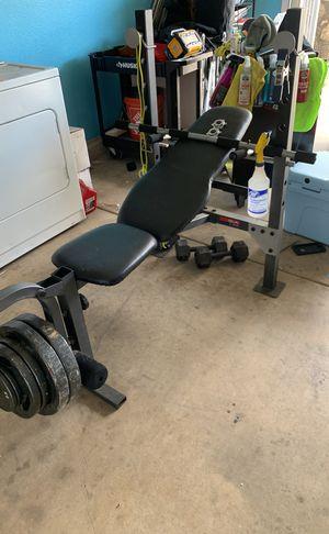 Weight bench for Sale in Ewa Beach, HI