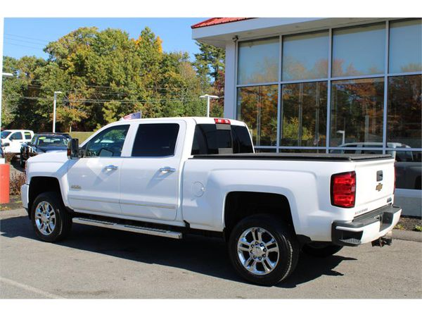 2015 Chevrolet Silverado 2500HD Built After Aug 14 DURAMAX DIESEL ALLISON TRANS HIGH COUNT