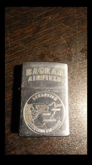 Military Zippo Lighter for Sale in Glendale, AZ
