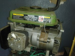 Generators and a honda80 cc motor for Sale in Bakersfield, CA