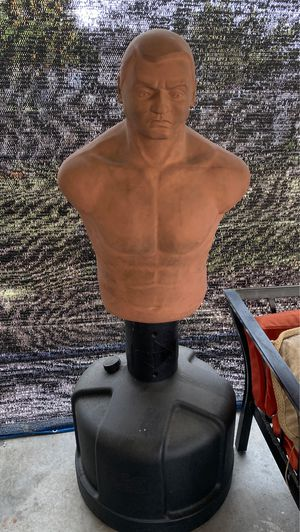 Century punching man for Sale in Fontana, CA