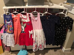 4t and girls size 5 dresses for Sale in Sedro-Woolley, WA