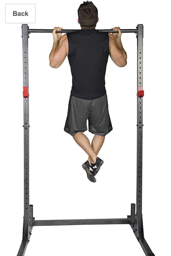 CAP Barbell & Squat Rack