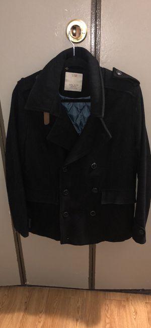 Zara boy pea coat for Sale in Queens, NY