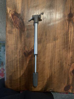 Topeak rocket mini bike pump schrader presta for Sale in Lutz, FL
