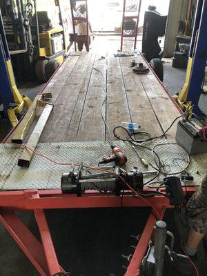 Double axle trailer for Sale in Lutz, FL
