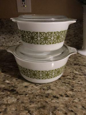 Pyrex 473 & 474 casserole for Sale in Chula Vista, CA