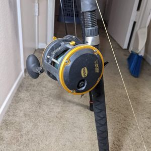 2 Fishing Poles For Sale. for Sale in Citrus Heights, CA