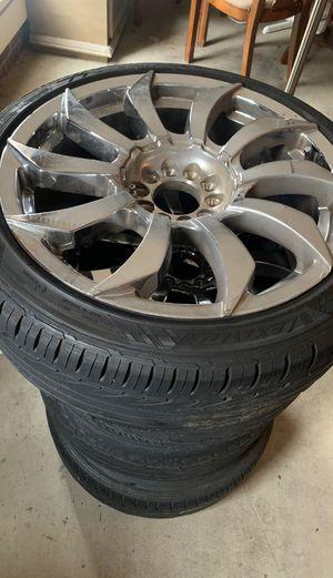 Lexani tires/rims for Sale in Dublin, GA
