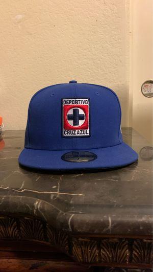 Cruz Azul New Era Hat 59Fifty (Size 7 1/2) for Sale in Phoenix, AZ
