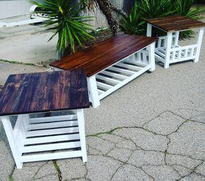 CUSTOM Farmhouse Furniture for Sale in El Cajon, CA
