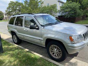 2002 Jeep Grand Cherokee for Sale in Leesburg, VA