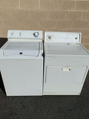 Maytag Washer And Kenmore Dryer for Sale in Phoenix, AZ