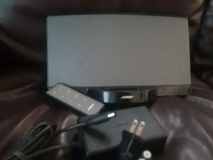 Bose sounDock speaker for Sale in Dallas, TX