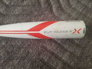 baseball bat easton ghost x for Sale in Chula Vista, CA