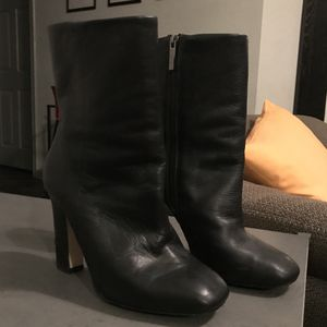 Aldo Jessica Amy All Black Ankle Boots for Sale in Austin, TX