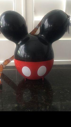 Disneyworld Mickey Mouse 90th anniversary popcorn bucket for Sale in Chino Hills, CA