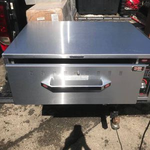Large Restaurant Drawer Warmer (Like New!) for Sale in Duncanville, TX