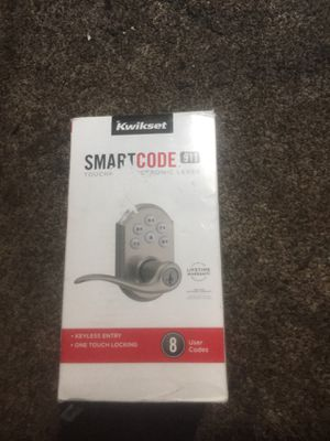 Brand new kwikset smart code door lock for Sale in Murfreesboro, TN