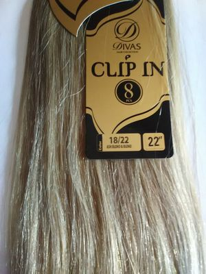 """22"""" Ash blonde & blonde Remy human hair for Sale in Downey, CA"""