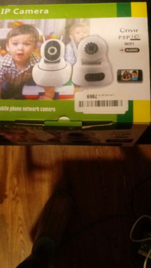 Ip camera mobile phone camera for Sale in Pittsburgh, PA