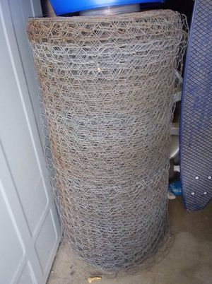 Chicken wire roll $50 obo for Sale in Lancaster, CA