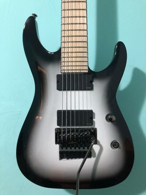 ESP LTD Buz-7 electric guitar w/ Hardshell Case for Sale in Portsmouth, VA
