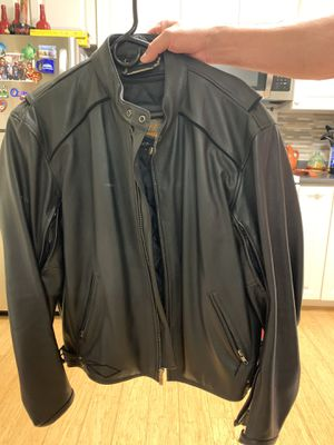 Men's Motorcycle Jacket size L for Sale in Germantown, MD