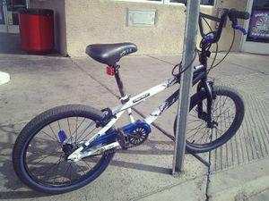 """Kent 20"""" Ambush Boys' BMX Bike Blue Single Speed Steel Frame for Sale in Las Vegas, NV"""