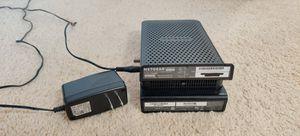Modem + router for Sale in Milwaukee, WI