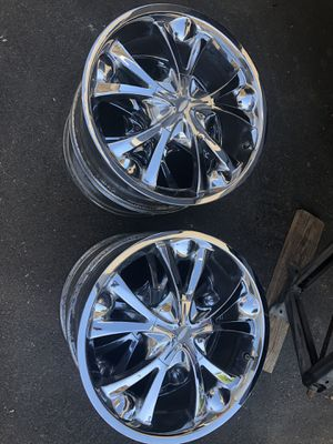 "Diamo 18"" wheels - rims for Sale in El Cajon, CA"