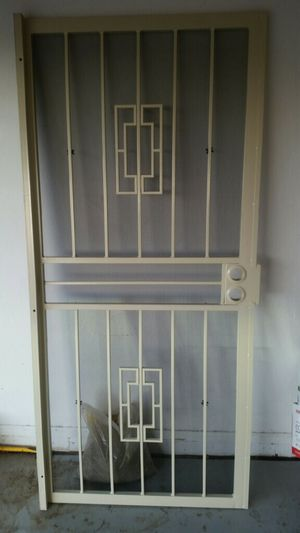 Security screen door for Sale in Phoenix, AZ
