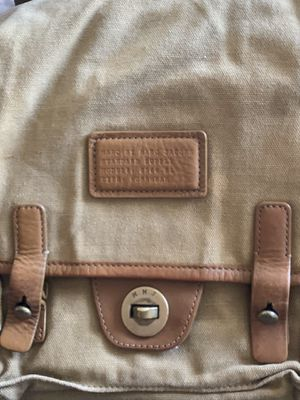 Marc by Marc Jacobs canvas messenger bag for Sale in Long Beach, CA