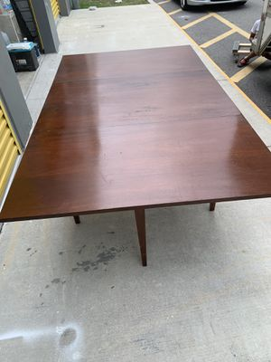 All wood antique dining table can be used for many different projects for Sale in Orlando, FL