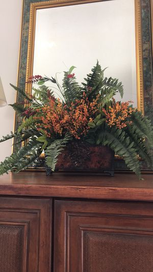 Fall floral decor x2 for Sale in Largo, FL
