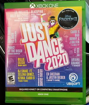 Just Dance 2020 for XBox One for Sale in Columbia, SC