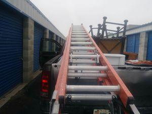 Still new werner ladder for Sale in Sandy, UT