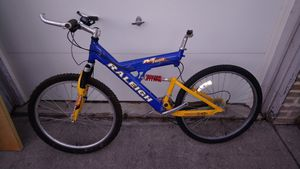 Raleigh Mountain Bike for Sale in Denver, CO