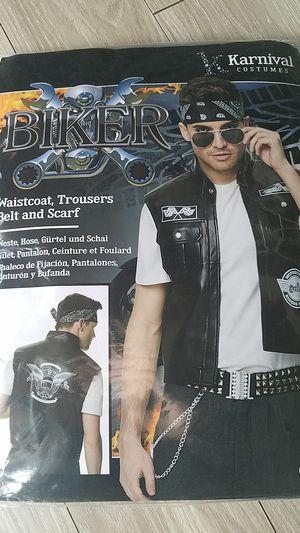 BIKER Costume for Sale in Bloomington, CA