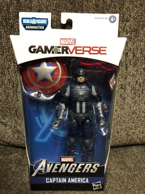 Marvel Legends Captain America Gamerverse for Sale in Lockport, IL
