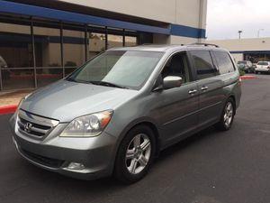 2005 Honda Odyssey Touring 4 Door Mini Van for Sale in Henderson, NV