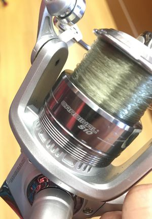 Fishing reel Cardinal s10 for Sale in Los Angeles, CA