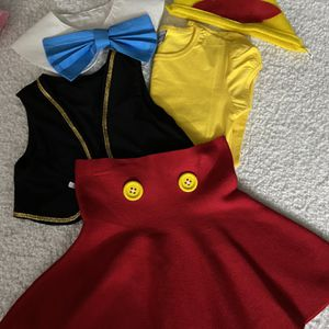 Pinocchio Girl Costume for Sale in Los Angeles, CA