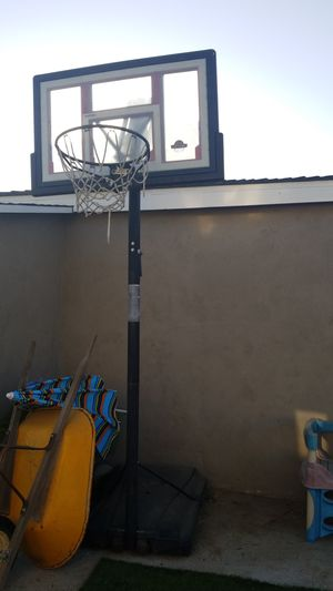 Portable Basketball hoop for Sale in E RNCHO DMNGZ, CA