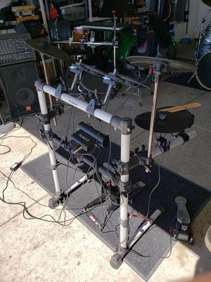 Roland TD- 4 electric drums for Sale in Avondale, AZ