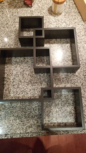 Decorative wall shelves for Sale in San Antonio, TX