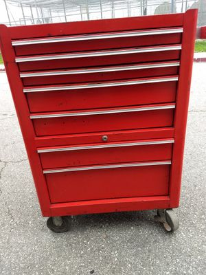 Vintage snap on tool box for Sale in Carson, CA